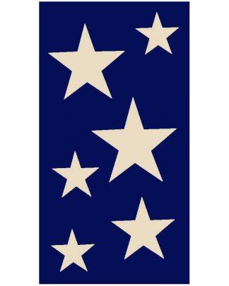 sininen tähtimatto