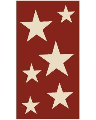 punainen tähtimatto