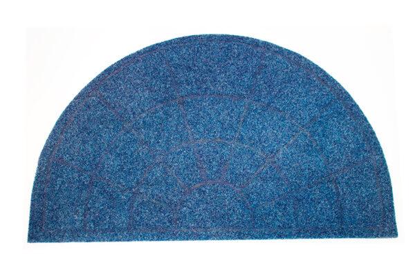 sininen kynnysmatto