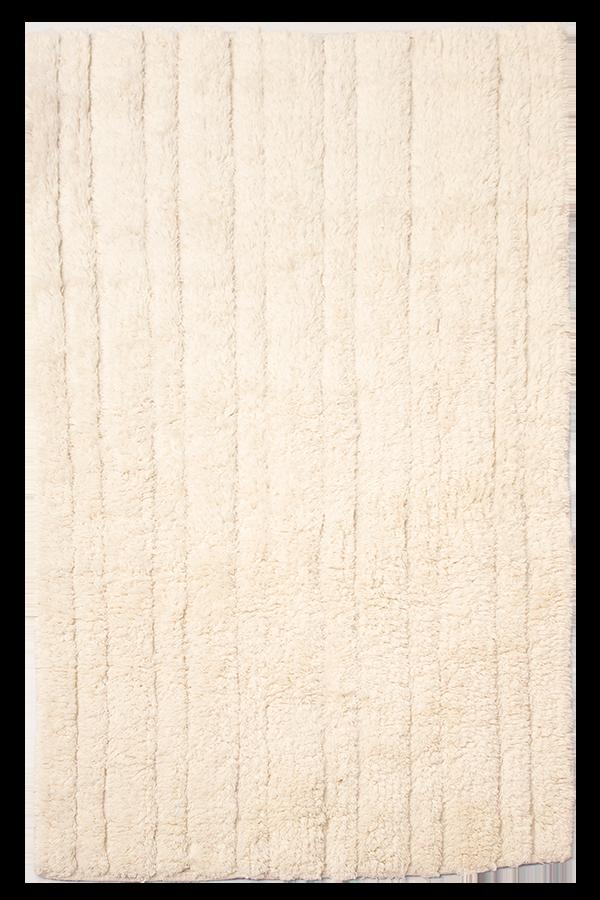 valkoinen kylpyhuoneen matto
