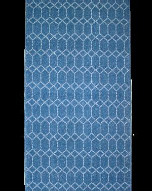 sininen käytävämatto