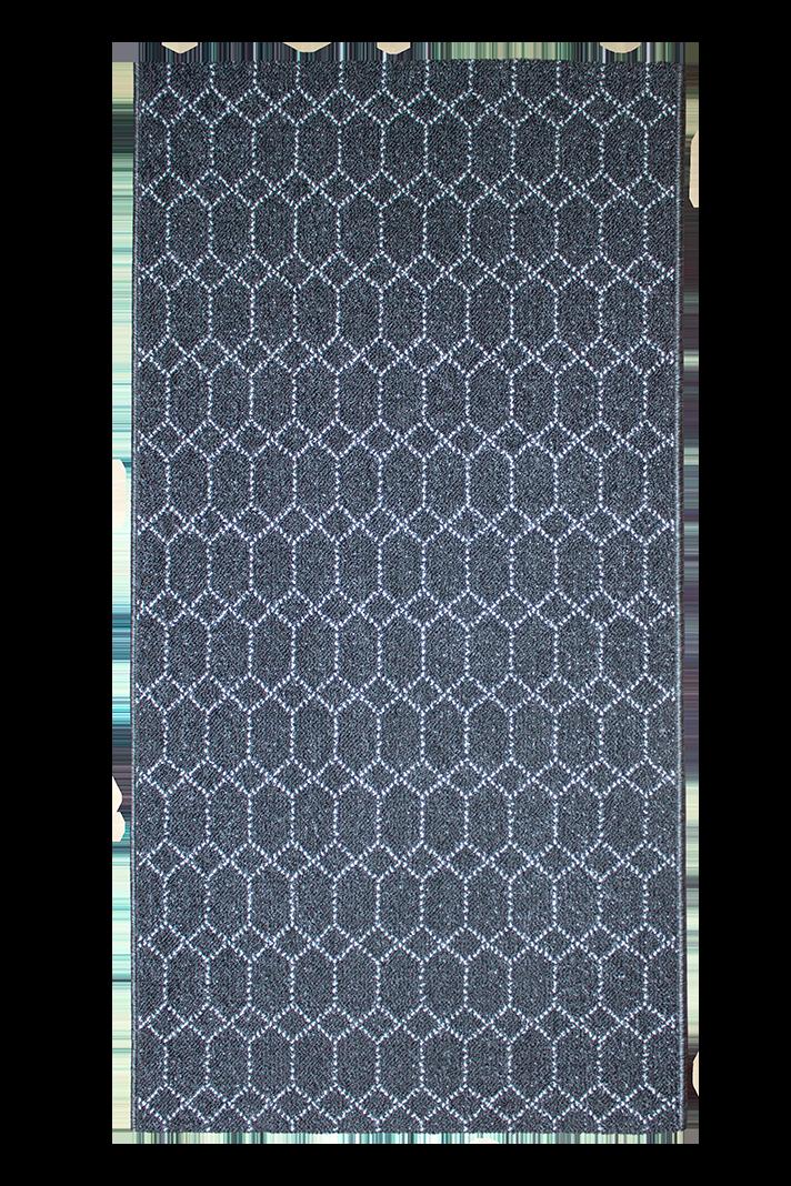 tummanharmaa käytävämatto