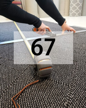 67 cm leveys